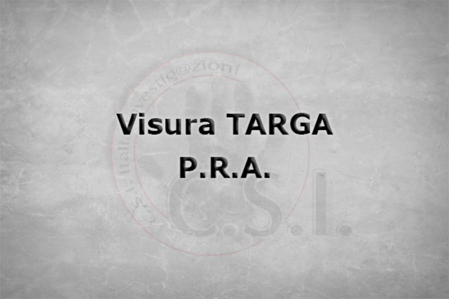 cod.-A14---Visura-TARGA-P.R.A.